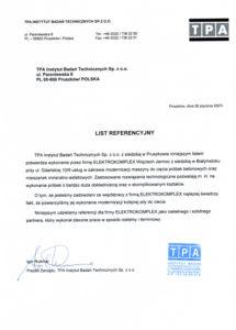 TPA Instytut Badan Technicznych
