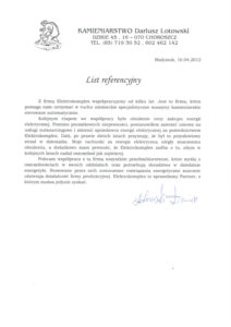 Kamieniarstwo Dariusz Łotowski